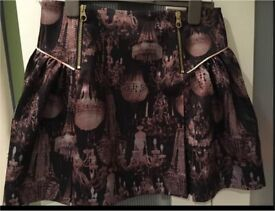 Ladies Ted Baker skirt Size 1