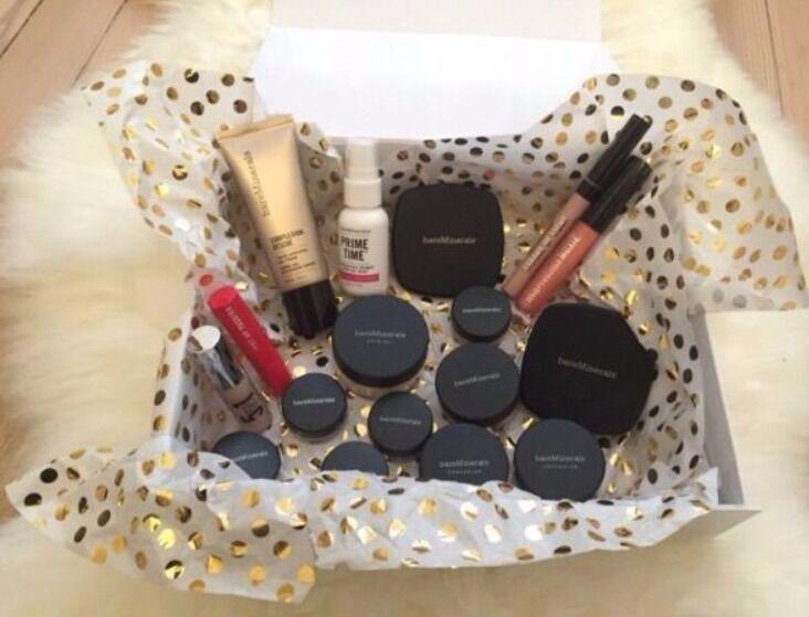 BNIB Makeup £326 worth of bare minerals make up gift set | in Slateford, Edinburgh | Gumtree