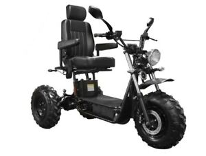 Mobility Scooter - Boomer Beast Standard