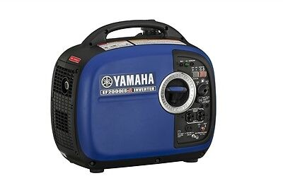 Yamaha EF2000iSv2 2000 Watt 2.5 HP Generator Inverter IN STOCK FREE US SHIPPING