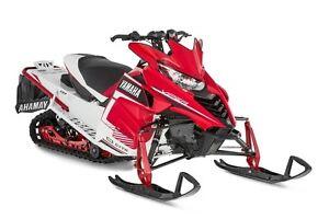 2016 Yamaha SR VIPER L-TX SE