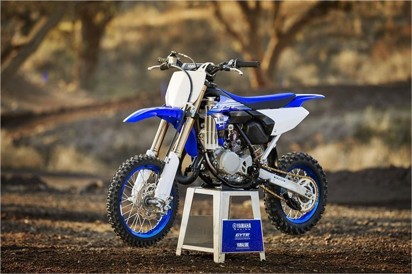 Picture of A 2018 Yamaha YZ 65