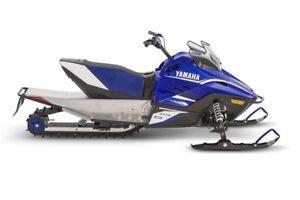 2 brand new 2018 Yamaha Snowcoots