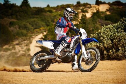 Looking for a 250cc road registerable dirt bike