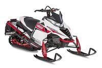2016 Yamaha SR VIPER X-TX LE