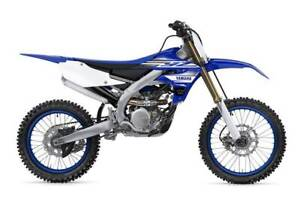 2019 MY19 BUY DIRECT AND SAVE YAMAHA 2019 YZ250F BRAND NEW Coburg Moreland Area Preview
