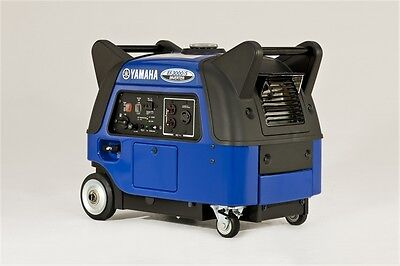 Yamaha EF3000iS 3000 Watt 5.5 HP Generator ...