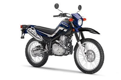 Picture of A 2017 Yamaha XT250 250