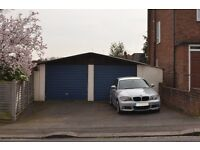 Double Garage for free - dismantle and take it away
