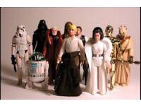 Wanted vintage Star Wars figures 77-84