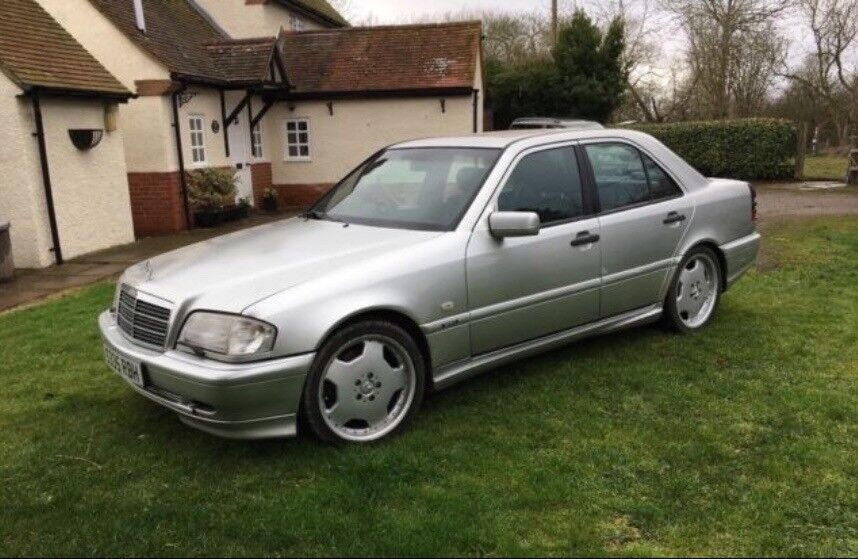 1998 Mercedes Benz C43 Amg W202 Quick Sale In Ilford London Gumtree