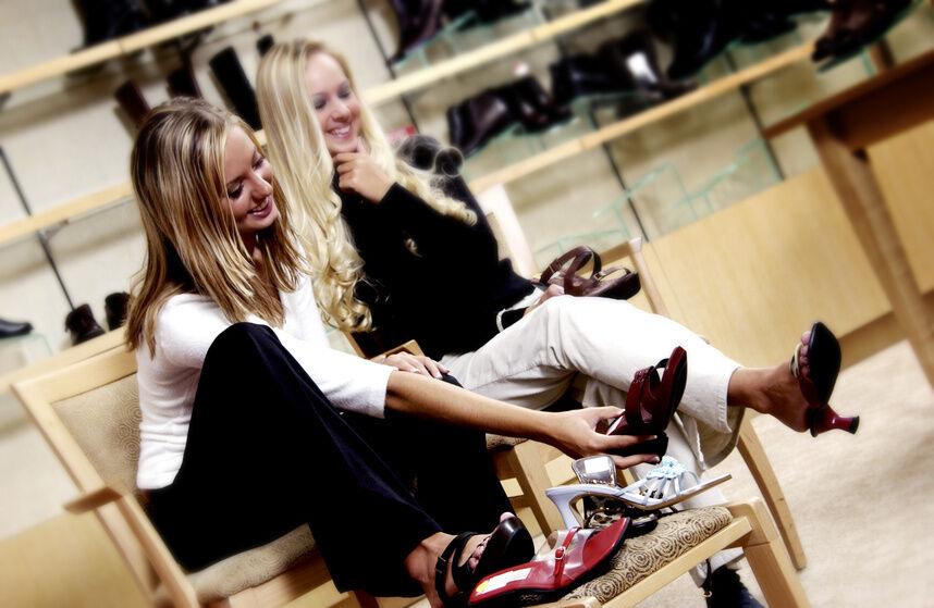Wie funktioniert die Fußreflexzonenmassage bei Vital-Schuhen?