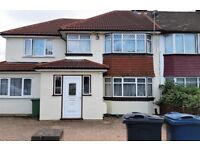 3 Bed House in Harrow including ELECTRIC AND WATER BILL-STANHOPE AVENUE