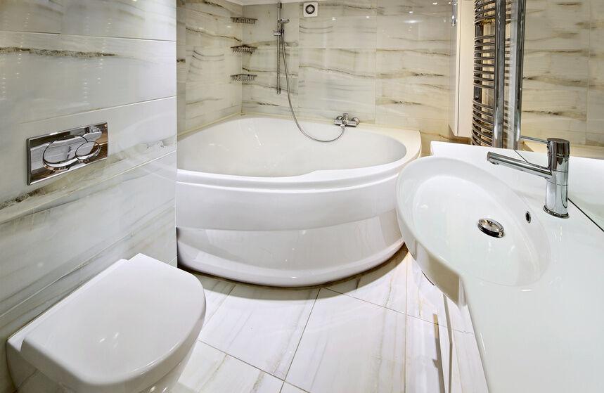 Top 3 Styles of Corner Baths
