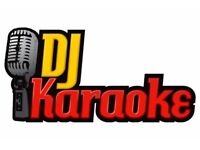 DJ/Karaoke available for all your functions!
