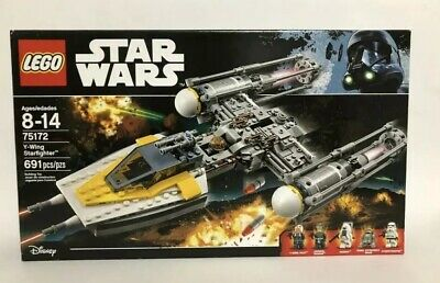 LEGO Star Wars 75172 Y-Wing Starfighter - NEW - SEALED - RETIRED