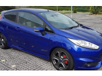 great condition 2015 Ford Fiesta 1.6 EcoBoost ST-3 Hatchback 3dr