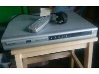 BUSH TXA2028 DVD CD MP3 JPEG PLAYER