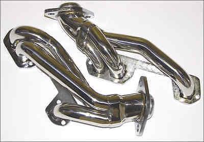1997 1998 1999 2000 2001 2002 2003 Dodge Dakota Ram 3.9l V6 Stainless Ss Headers