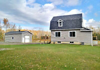 FULLY renovated single on 1.23 acres!
