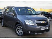 2013 13 CHEVROLET ORLANDO 2.0 LT VCDI 5D 130 BHP 7 SEATER + JUST SERVICED