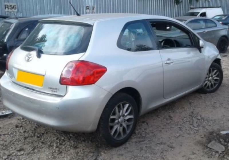 Toyota Auris 2 0d 4d Tr In Colne Lancashire Gumtree