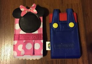 Mario and Minnie Mouse Nintendo DS Case