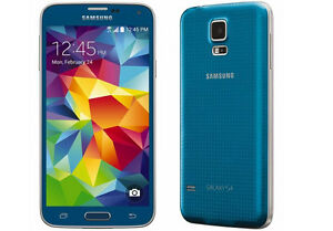 SAMSUNG S5 MINT CONDITION! 150!