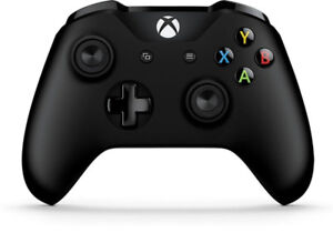 NEW Xbox One S Black Controller (sealed package)