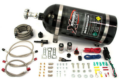 (X-Series Mopar EFI Single Nozzle System)