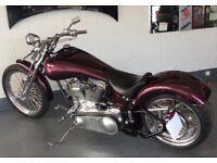 Part Exchange Welcome Custom Revtech Low Rider Chop Not Harley Davidson