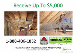 $5000 In FREE Energy Efficiency Upgrades Windsor Region Ontario image 1