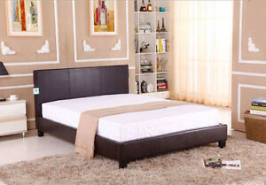 Economy Double size Bed Frame & Mattress