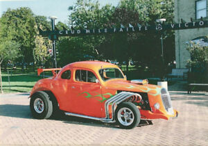 Hot Rod, 38 Plymouth Coupe
