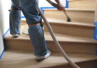*PROFESSIONAL STAIRCASE & RAILING REFINISHING FROM $65-$80/STEP*
