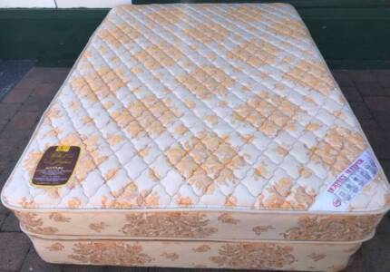 Excellent condition double bed set. Pick up or Delivery available