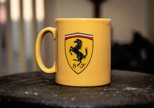 Tasse Ferrari 2002 Under License Made in England / Ferrari Mug