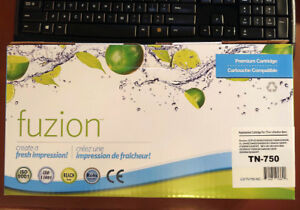 Brother TN-750 Toner, As New - $120