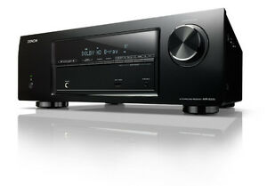 Denon AVR-E200 5.1Chan 3D Pass Through Home Theater AV Receiver
