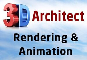 High Quality 3d Architecture Rendering and Animation Sydney Region Preview