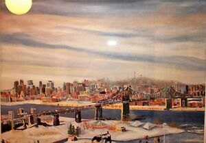 Lithograph by Jean Paul Langlois Signed by the Artist!!!!! West Island Greater Montréal image 7