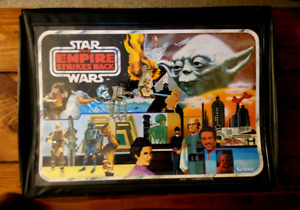 Vintage star wars Collectibles Carrying Case PopUp book