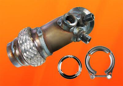 REPARATURROHR DPF VW CRAFTER (2E, F) 2.5 TDI 65 80 100 120kW BJJ BJK BJM Bj.06-