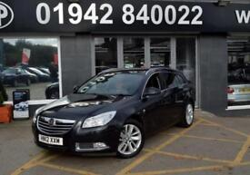 2012 12 VAUXHALL INSIGNIA 2.0 SRI CDTI 5D 157 BHP DIESEL 6SP SPORTS ESTATE,