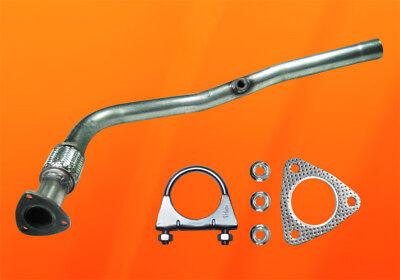 VORDERROHR VW LUPO/POLO 1.0 33-37kW 1.3 40kW  1.4 40-44kW AER ALL APQ AKV 98-