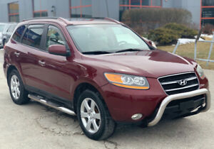 2009 Hyundai Santa Fe Limited SUV*Low Km*Certified*Warranty!
