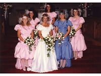 Wanted - 80's bridesmaid dresses