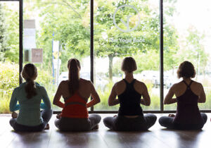 We have Yoga Studios Available for Hourly Rentals.