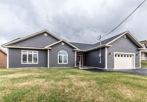 Executive bungalow in Holyrood, Nfld