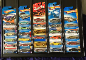 LB028 Hot Wheels Only Chevrolet Chevy Chev Chevelle 24 Car Lot